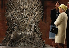 Caption the Queen!
