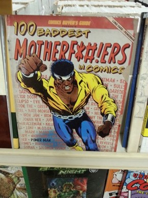 Of Course Luke Cage is on the Cover