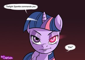 The Dark Side of Princess Twilight