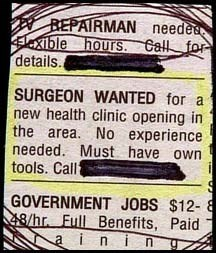 Looking For a New Job?