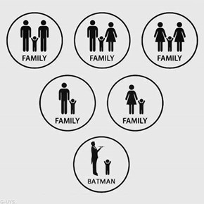 Not All Families Look The Same