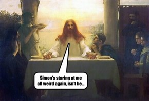 Simon LOL...