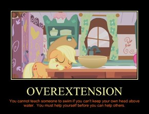 OVEREXTENSION