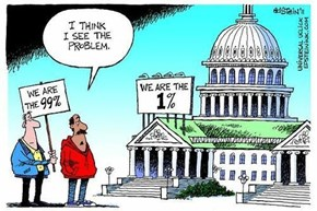 With Over 50% of Congress Made Up of Millionaires This is All Too True