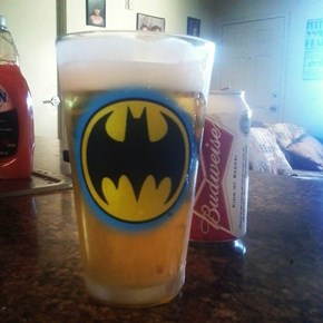 Batman Deserves Better Than Budweiser