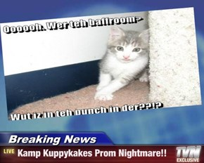 Breaking News - Kamp Kuppykakes Prom Nightmare!!