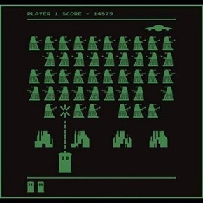 Space and Time Invaders