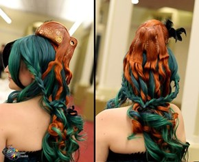 Excuse Me, You Have an Octopus in Your Hair