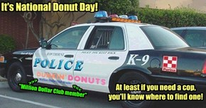 It's National Donut Day!