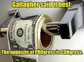 Gallagher said it best:
