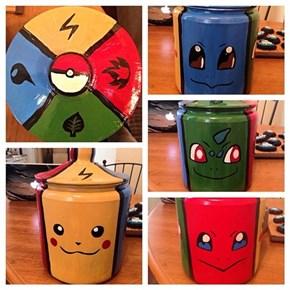 Pokémon Cookie Jar