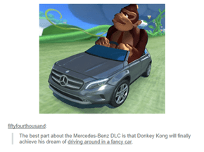 DK Can Finally Live His Dream