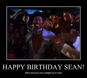 HAPPY BIRTHDAY SEAN!