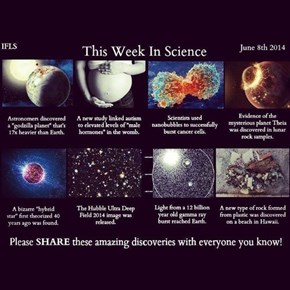 Last Week in Science
