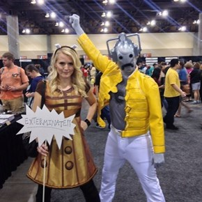 Freddy Cyberman Mercury