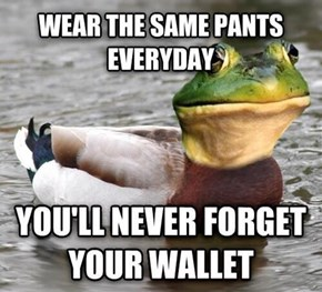 Laziness Pays
