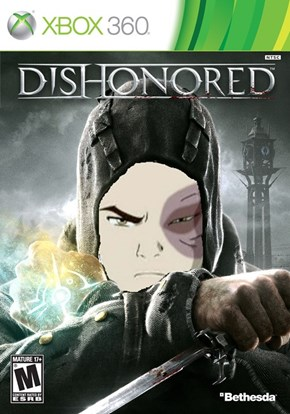 Zuko Has His Own Game About Honor