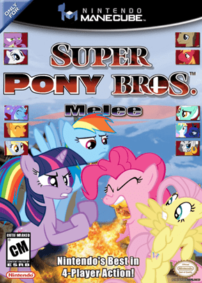 Super Pony Bros. Melee