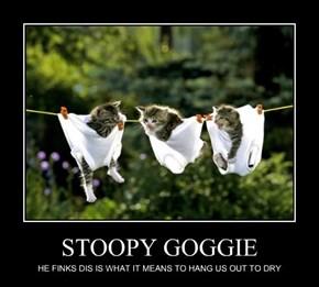 STOOPY GOGGIE