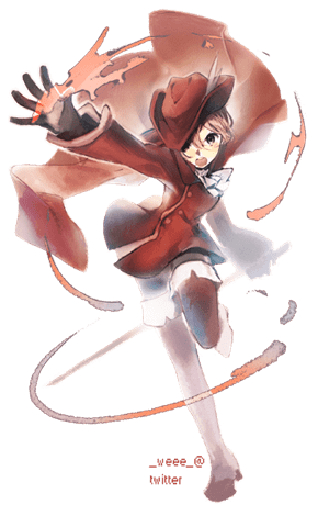 Cute Red Mage