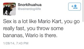 Wario Also Has Some Smooth Moves