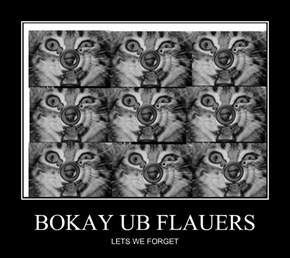 BOKAY UB FLAUERS