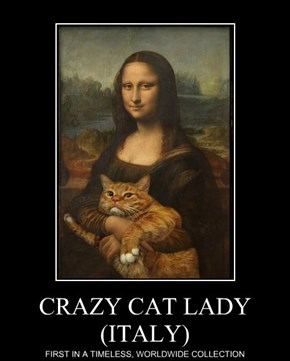 CRAZY CAT LADY (ITALY)