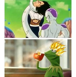 I'm Just Saiyan That's None of My Buisness