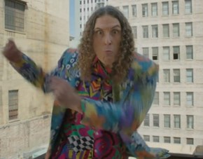 "The King of Parody is Back! Weird Al Gets ""Tacky"" With Pharrell's ""Happy"""