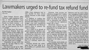 Taxes Are FUNDamental!