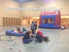 DashCon Was a Rousing Success This Year!