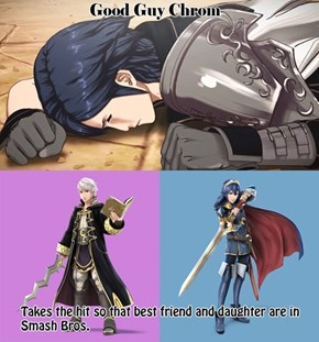 Good Guy Chrom
