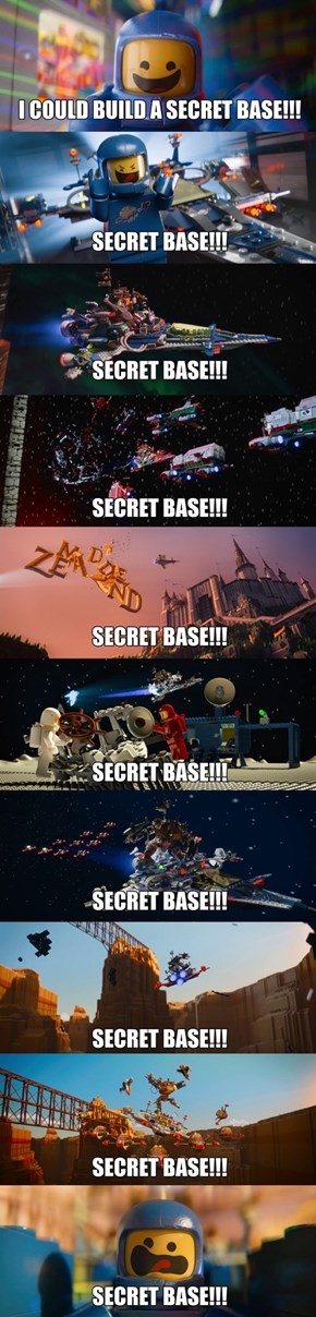 SECRET BASE!!!