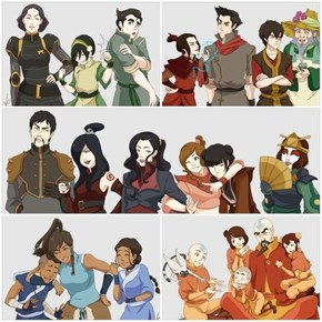 Across Generations