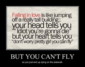 Don't Jump into Love