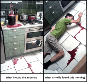 Homebrewing Leads to Good Pranks