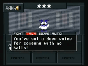 Jack Frost is Mean