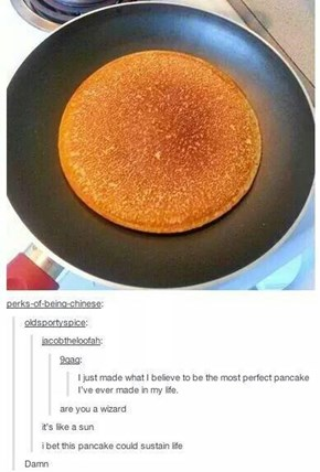 The Platonic Form of Pancake
