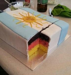 The Cruelty Cake