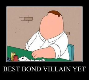 BEST BOND VILLAIN YET
