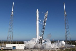 Texas Will House the New SpaceX Rocket Launching Facility