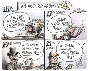 An Age Old Argument