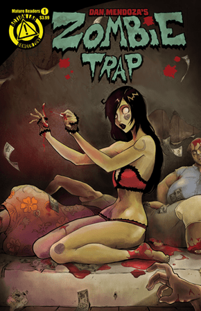 First Thor, now Zombie Tramp!