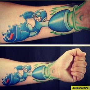 Mega Awesome Tattoo
