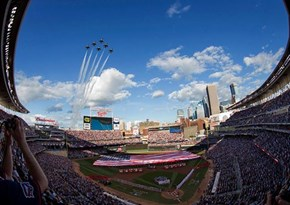 The Flyover at the MLB All-Star Game in Minneapolis Was a Thing of Beauty