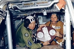 This Day in Science: June 18th 1975, Americans & Soviets Meet in Space for the First Time