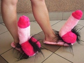 Happiest Slippers Ever