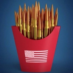 Want a Helping of Freedom Fries?