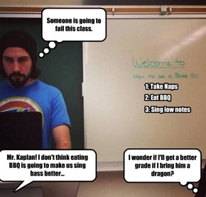Avi Kaplan's gonna teach you how to LOOOW!