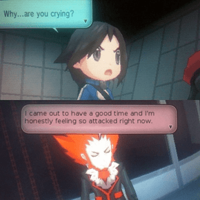 Who Knew Lysandre Was So Sensitive?